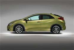 Car review: Honda Civic (2011 - 2015)