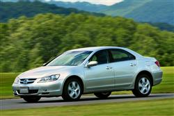 Car review: Honda Legend (2006 - 2010)