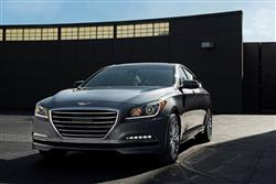 Car review: Hyundai Genesis