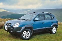 Car review: Hyundai Tucson (2004 - 2009)