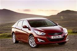 Car review: Hyundai i40 Saloon