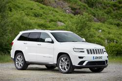 Car review: Jeep Grand Cherokee 3.0 V6 CRD Summit