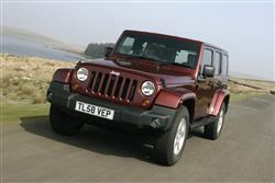 Car review: Jeep Wrangler Unlimited