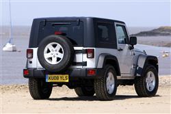 JEEP WRANGLER HARD TOP 3.6 V6 Overland 2dr Auto