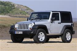 Car review: Jeep Wrangler 2dr