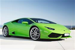 Car review: Lamborghini Huracan LP 610-4