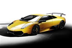 Car review: Lamborghini Murcielago SV