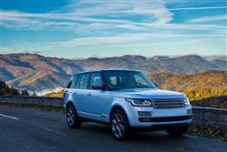 Car review: Land Rover Range Rover Hybrid