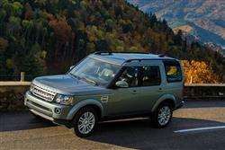 LAND ROVER DISCOVERY DIESEL SW 3.0 SDV6 HSE 5dr Auto