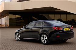 Car review: Lexus IS (2010 - 2013)