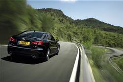 Car review: Lexus IS F (2008 - 2013)