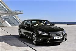 Car review: Lexus LS 460 Luxury
