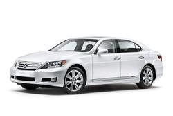 Car review: Lexus LS 600h