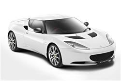 Car review: Lotus Evora IPS
