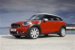 Car review: MINI Paceman Cooper S