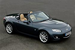Car review: Mazda MX-5 Roadster Coupe (2006-2015)