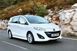 Car review: Mazda5 1.6 Diesel