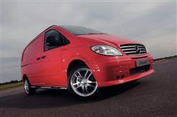 Van review: Mercedes-Benz Vito (1996-2010)