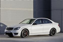 Car review: Mercedes-Benz C-Class C63 AMG (2007 - 2014)