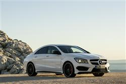 Cla 45 Night Edition 4Matic 4Dr Tip Auto Petrol Saloon