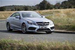 Car review: Mercedes-Benz E-Class Coupe 220CDI