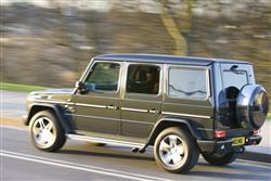 G63 [571] 5Dr Tip Auto Petrol Station Wagon
