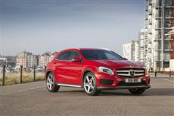 Car review: Mercedes-Benz GLA 250 4MATIC