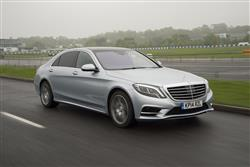 Car review: Mercedes-Benz S-Class 300 BlueTEC Hybrid