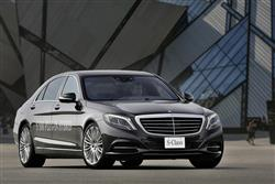 Car review: Mercedes-Benz S500 Plug-In Hybrid