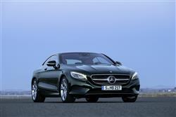 Car review: Mercedes-Benz S-Class Coupe