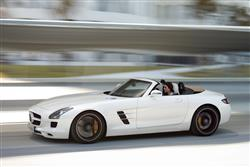 Car review: Mercedes-Benz SLS AMG Roadster (2011-2014)