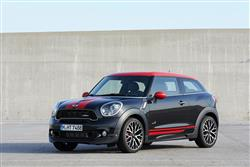 Car review: MINI Paceman JCW