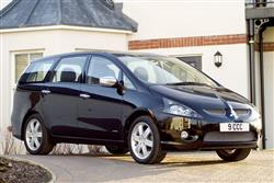 Car review: Mitsubishi Grandis (2004 - 2009)