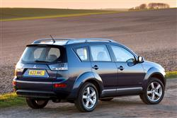 Car review: Mitsubishi Outlander (2007 - 2010)