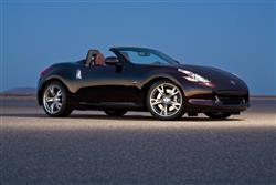 Car review: Nissan 370Z Roadster