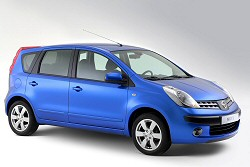 Car review: Nissan Note (2006 - 2010)