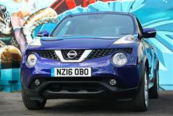 Car review: Nissan Juke