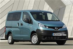 Car review: Nissan NV200 Combi