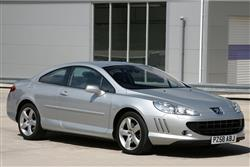 Car review: Peugeot 407 Coupe (2005 to date)
