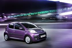 Car review: Peugeot 107 (2012 - 2014)