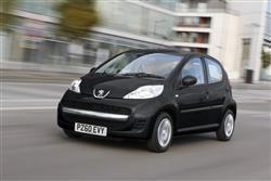 Car review: Peugeot 107 (2005 - 2011)
