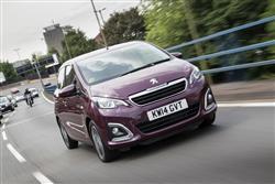Car review: Peugeot 108 1.2 VTi