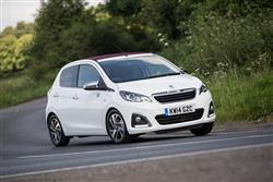 Car review: Peugeot 108 Top! Cabrio