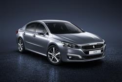 Car review: Peugeot 508 BlueHDi 120