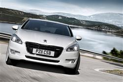 Car review: Peugeot 508 HYbrid4 saloon