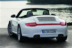 Car review: Porsche 911 Cabriolet (997 Series) (2004 - 2012)