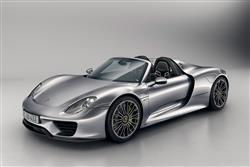 Car review: Porsche 918 Spyder