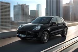 Car review: Porsche Macan