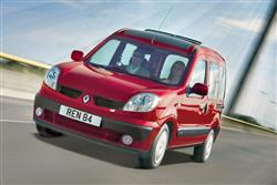 Car review: Renault Kangoo (1999 - 2008)