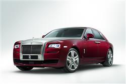Car review: Rolls-Royce Ghost Series II